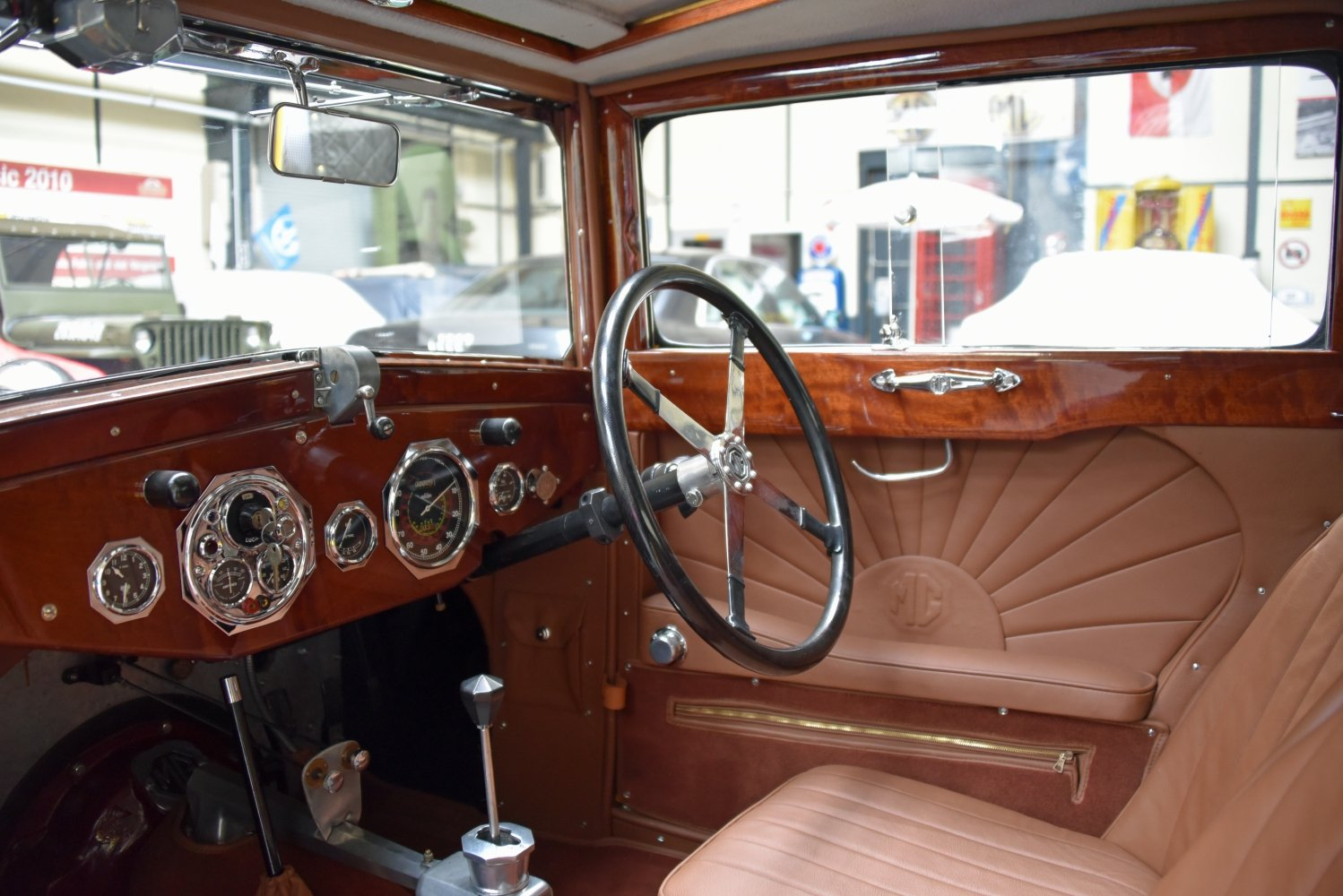 1934 MG L1 Continental Coupé For Sale (picture 4 of 6)