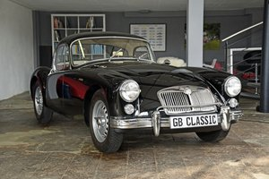 1959 MGA Twin Cam Coupé LHD For Sale