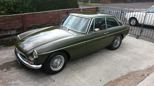 1974 MGB GT with overdrive For Sale