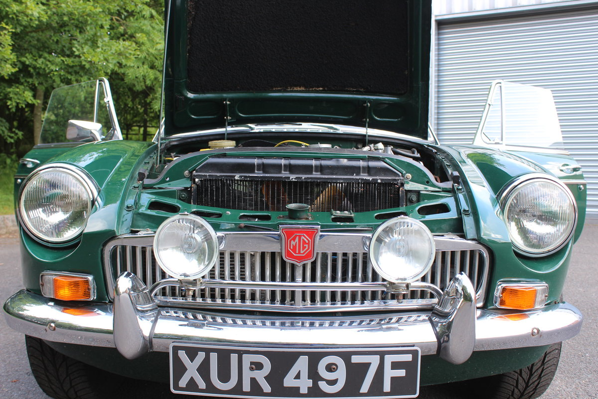 1968 MGC GT - OVERDRIVE - SOLD - MORE REQUIRED SOLD (picture 2 of 6)