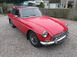1967 MG MGB GT 1.8 Classic Car For Sale