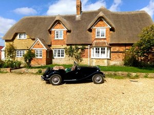 1952 MG TD for sale by auction on June 15th For Sale by Auction