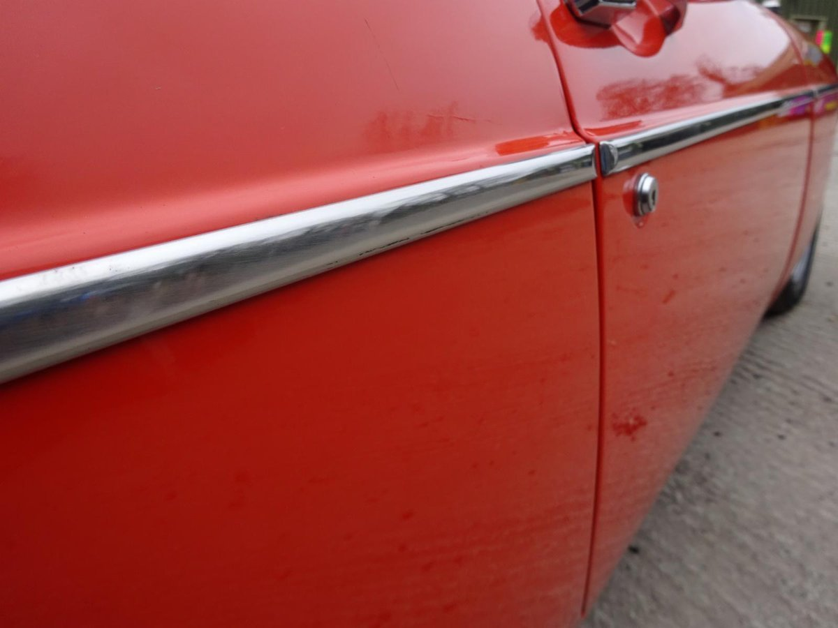 1973 MGB Roadster For Sale (picture 4 of 6)