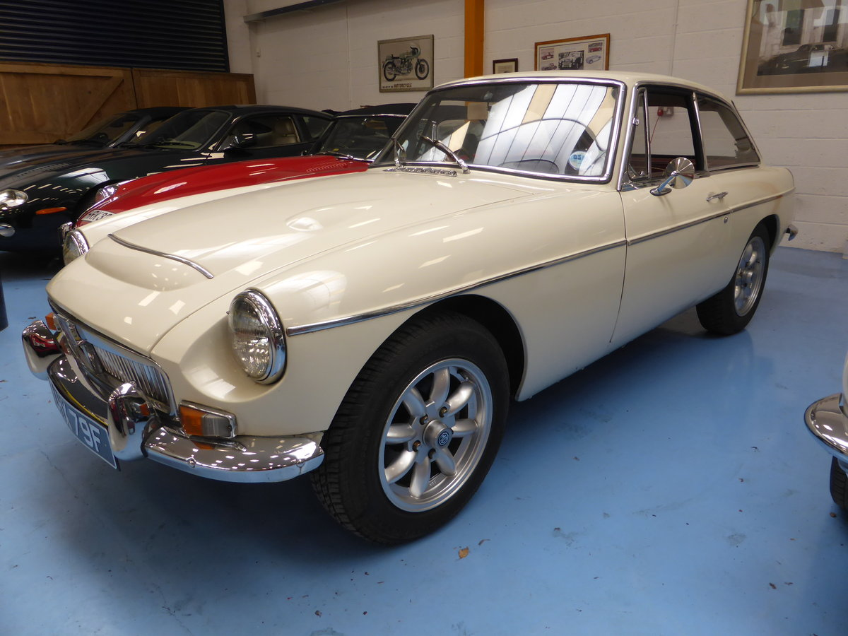 1968 MGC-GT Auto For Sale (picture 1 of 5)