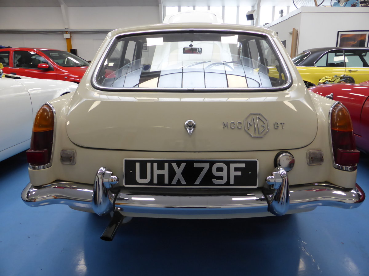 1968 MGC-GT Auto For Sale (picture 5 of 5)