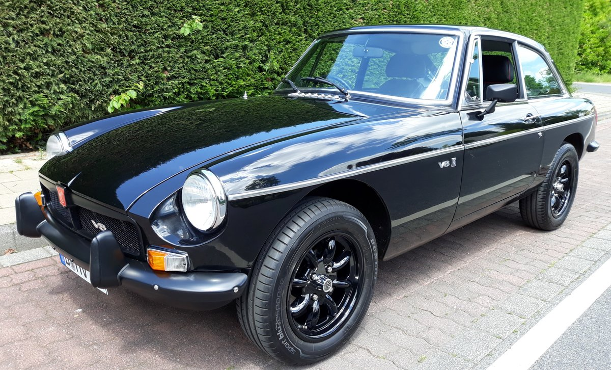 1980 MGB GT V8 beautiful conversion, very low miles For Sale | Car