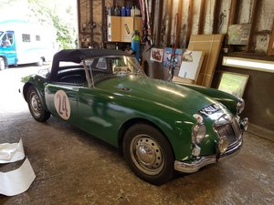 1960 MGA 1600 MK2 Roadster LHD Very Good Condition For Sale