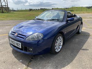 2002 MG TF 160 SOLD