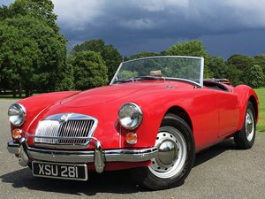 1959 MGA MK1 1600 Roadster - Last owner 29 Years For Sale