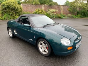 **NEW ENTRY** 1997 MGF VVC For Sale by Auction