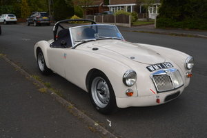 1960 MGA Twin Cam For Sale by Auction