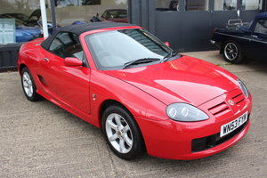 2003 MG TF 135,ONLY 40,000 MILES,NEW HEADGASKET,BELT & PUMP,RAC SOLD