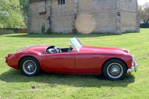 1959 MG A Twincam Roadster For Sale by Auction