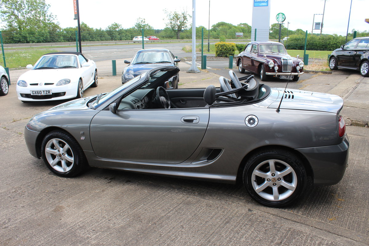 2002 MG TF AUTO,ONLY 28000 MLS,NEW HEADGASKET,BELT & PUMP,RAC SOLD (picture 6 of 6)