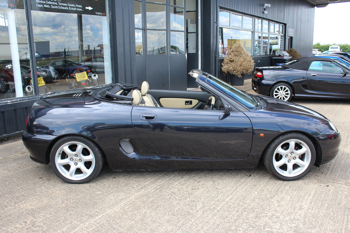 1998 MGF,ONLY 38000 MILES,NEW HEADGASKET,BELT& PUMP SOLD (picture 6 of 6)