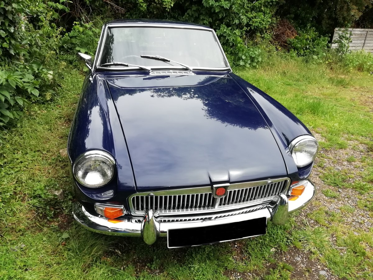 1971 MG BGT For Sale (picture 1 of 6)