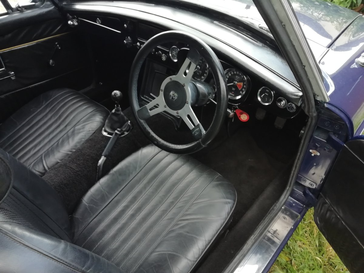 1971 MG BGT For Sale (picture 4 of 6)