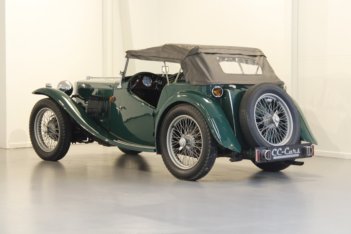 1948 MG TC 1.25 - Mathing numbers For Sale (picture 2 of 6)