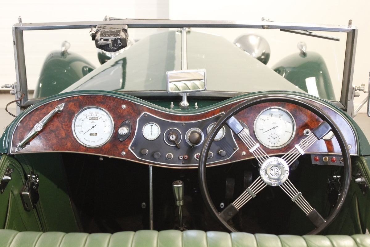 1948 MG TC 1.25 - Mathing numbers For Sale (picture 5 of 6)