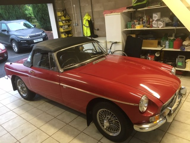 1970 MG Roadster For Sale (picture 3 of 3)