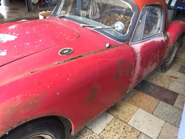 MGA 1960 MK1 1600 CC FOR RESTORATION UK CAR  SOLD (picture 6 of 6)