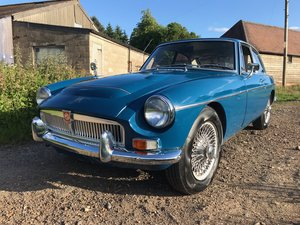 MGC 1968 LHR Two Owner - Dry Import For Sale