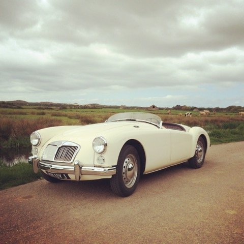 1960 MGA For Sale (picture 1 of 5)