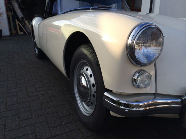 1960 MGA For Sale (picture 2 of 5)
