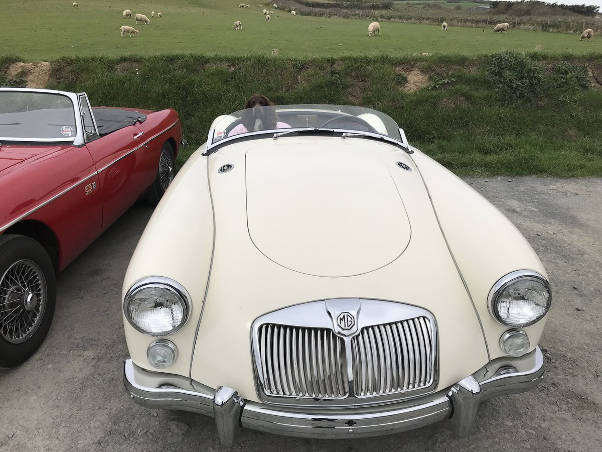 1960 MGA For Sale (picture 5 of 6)