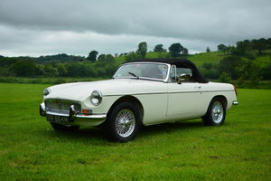 1974 MGB Roadster For Sale by Auction