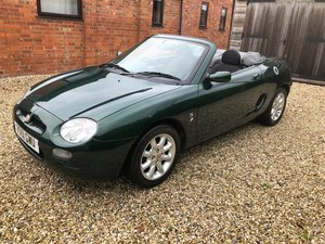 2001 01 MGF 1 Lady owner 42k miles, Stunning condition new mot  For Sale