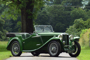 1935 MG NB Magnate