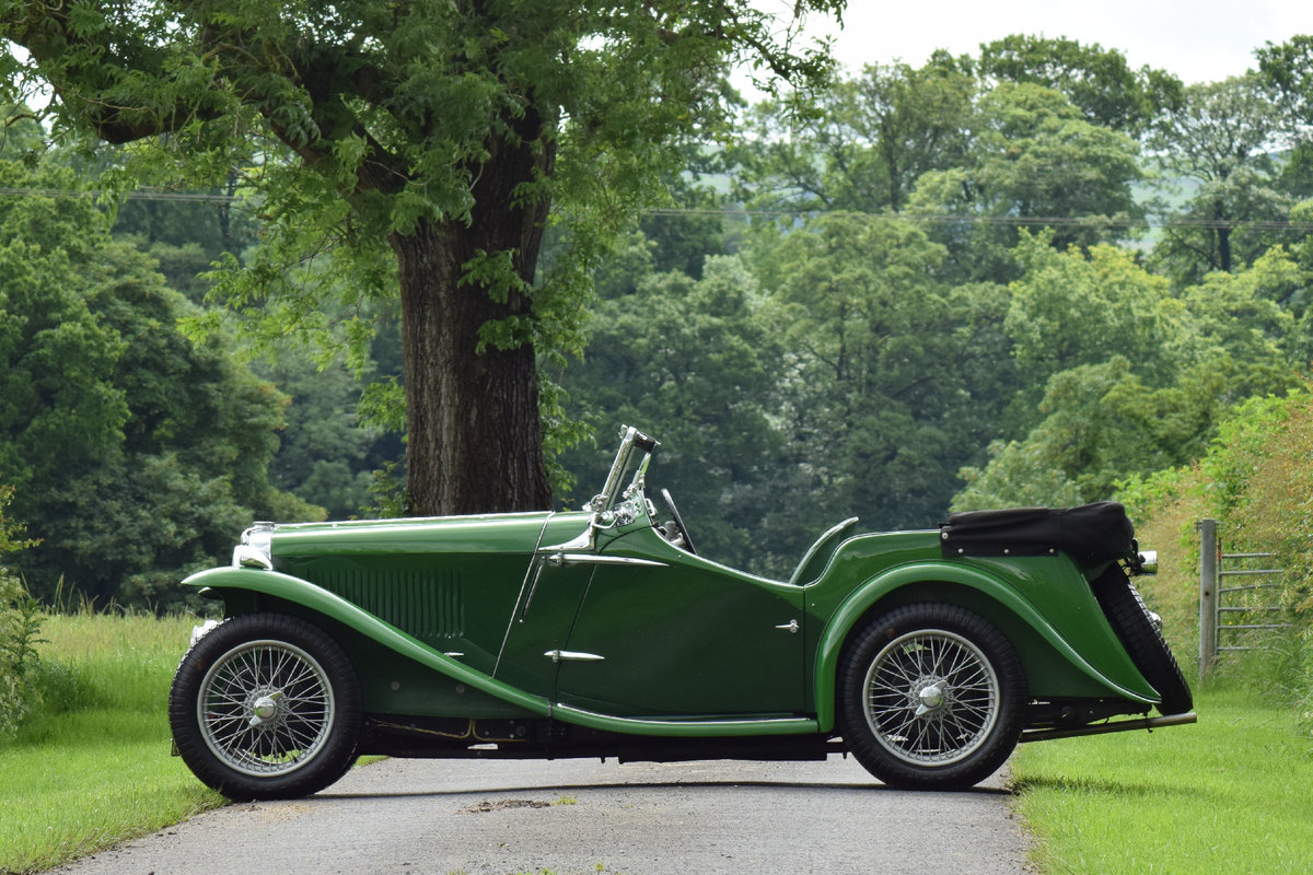 1935 MG NB Magnate  For Sale (picture 2 of 6)