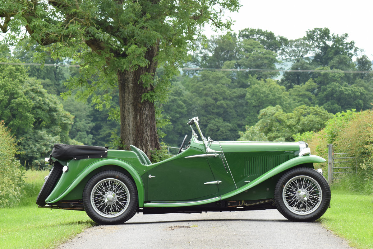 1935 MG NB Magnate  For Sale (picture 3 of 6)
