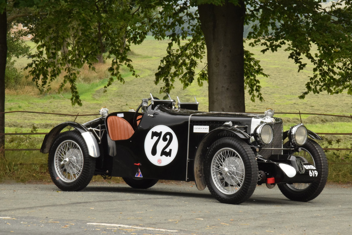 1935 MG PA/Q NA  For Sale (picture 1 of 6)