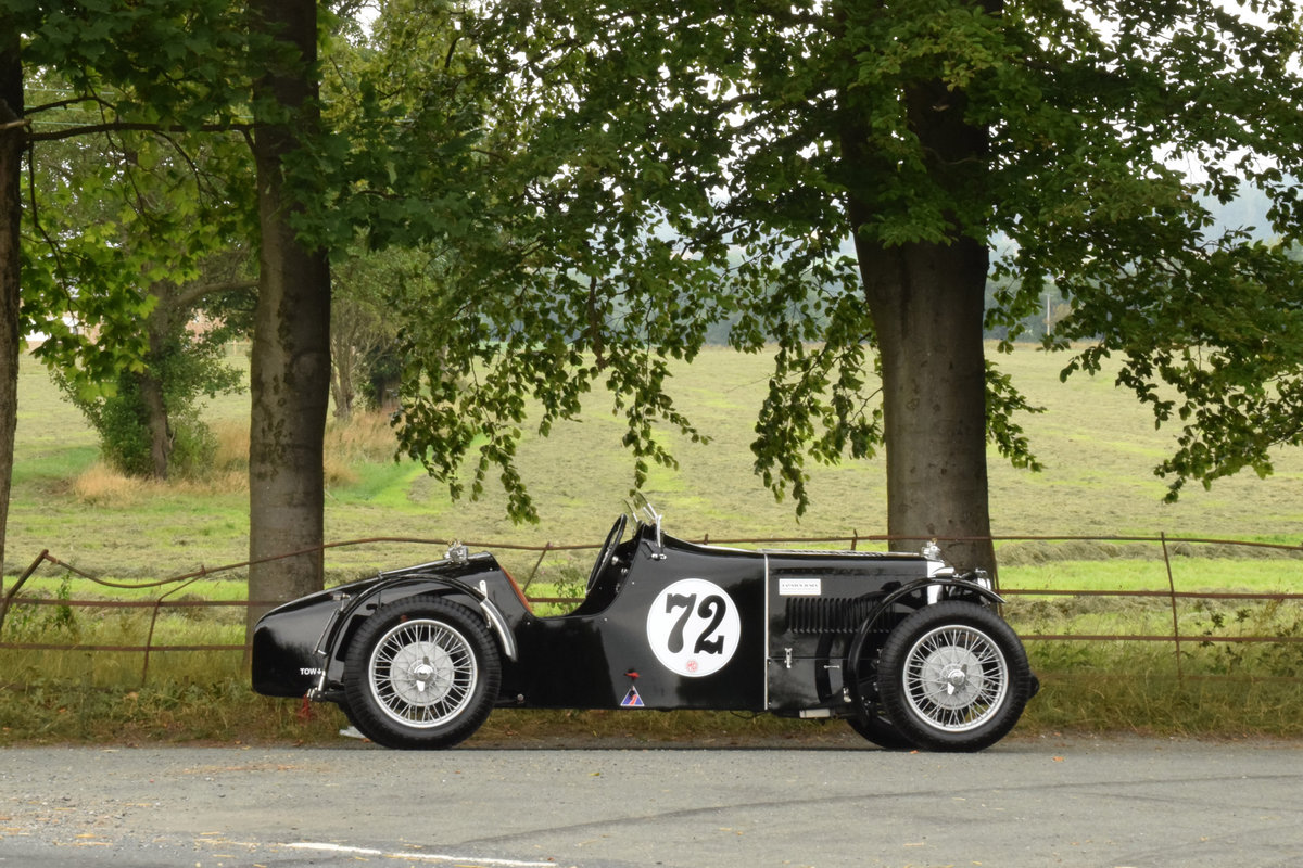1935 MG PA/Q NA  For Sale (picture 2 of 6)