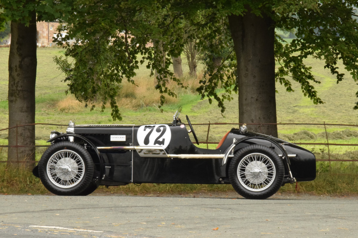 1935 MG PA/Q NA  For Sale (picture 3 of 6)