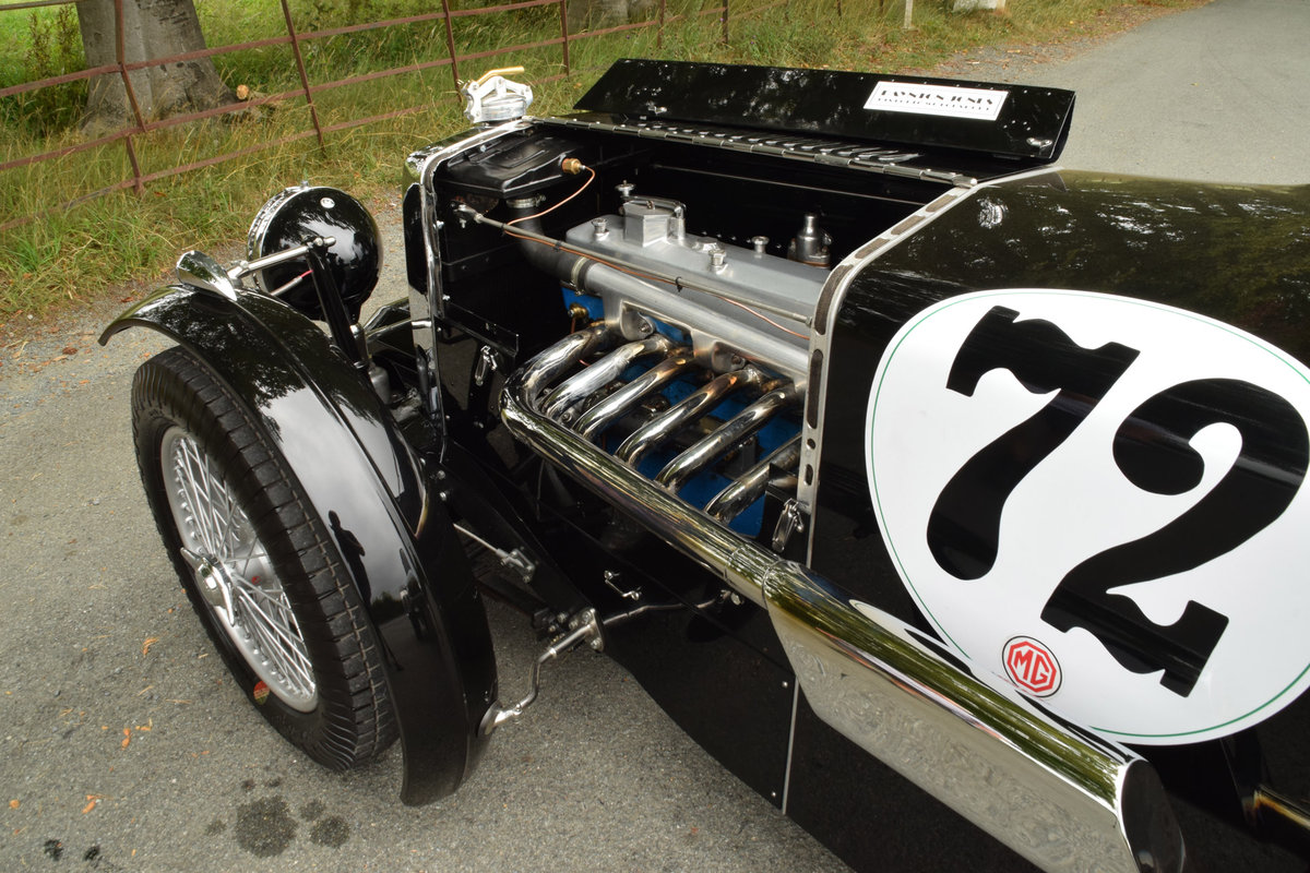 1935 MG PA/Q NA  For Sale (picture 4 of 6)