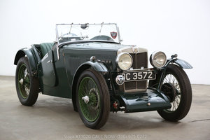1933 MG J2 Convertible For Sale