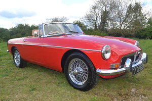 1973 MGB Roadster restored For Sale