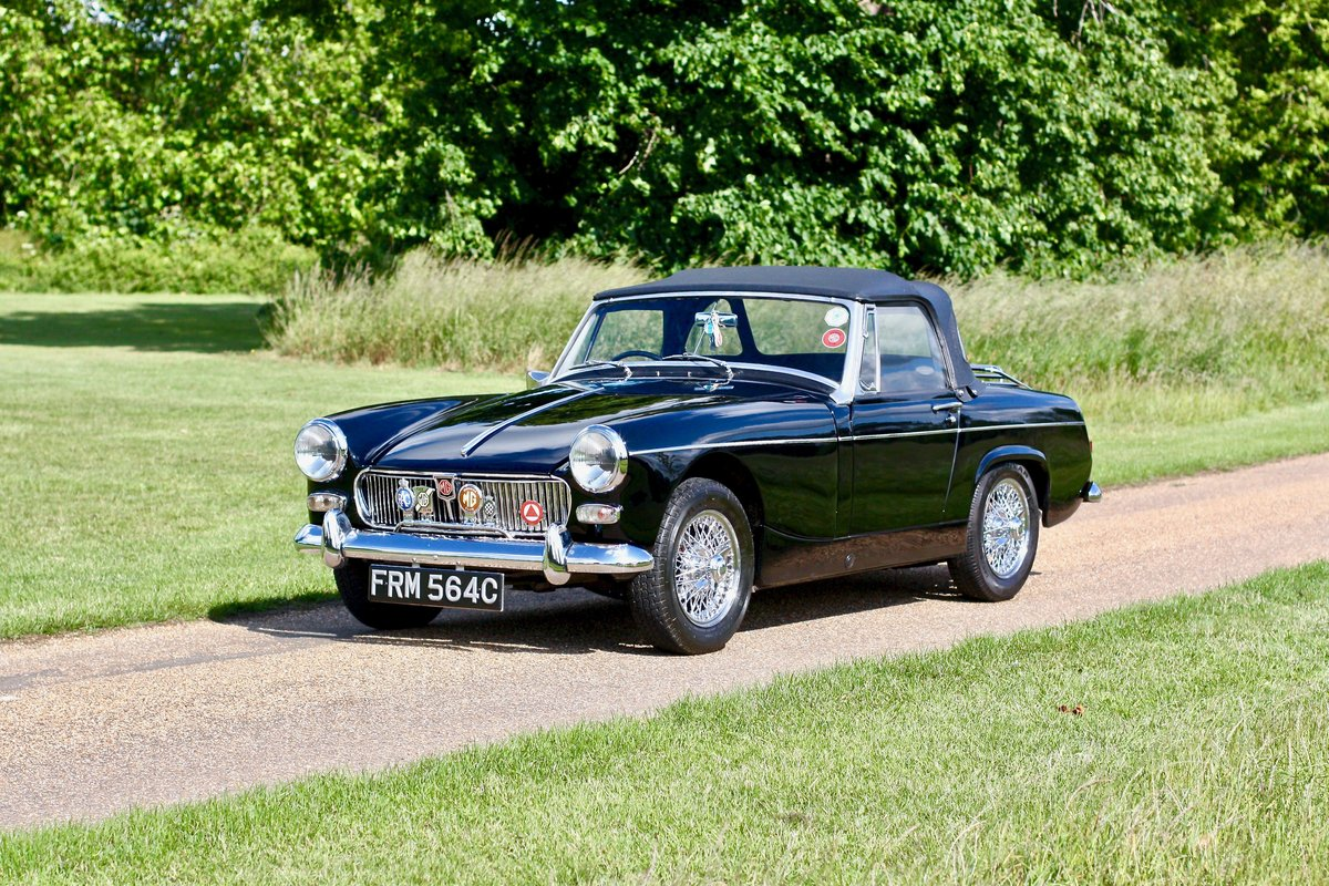 1965 MG Midget MKII For Sale (picture 1 of 6)