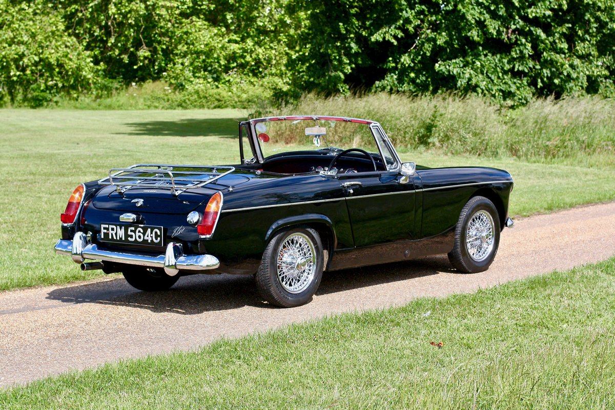 1965 MG Midget MKII For Sale (picture 3 of 6)