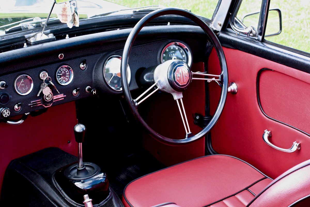 1965 MG Midget MKII For Sale (picture 5 of 6)