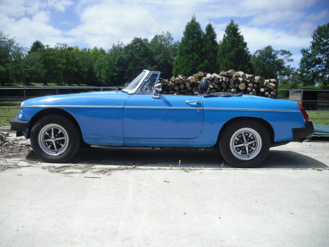 Mgb roadster 1978 For Sale (picture 1 of 5)