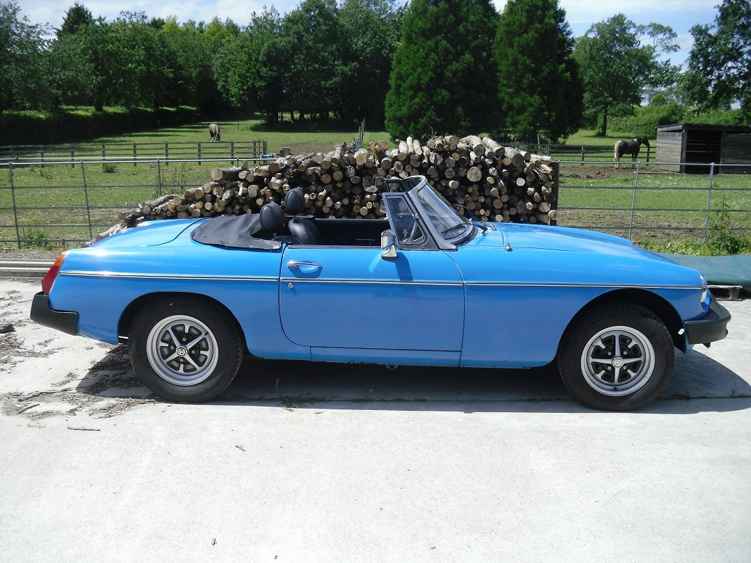 Mgb roadster 1978 For Sale (picture 2 of 5)