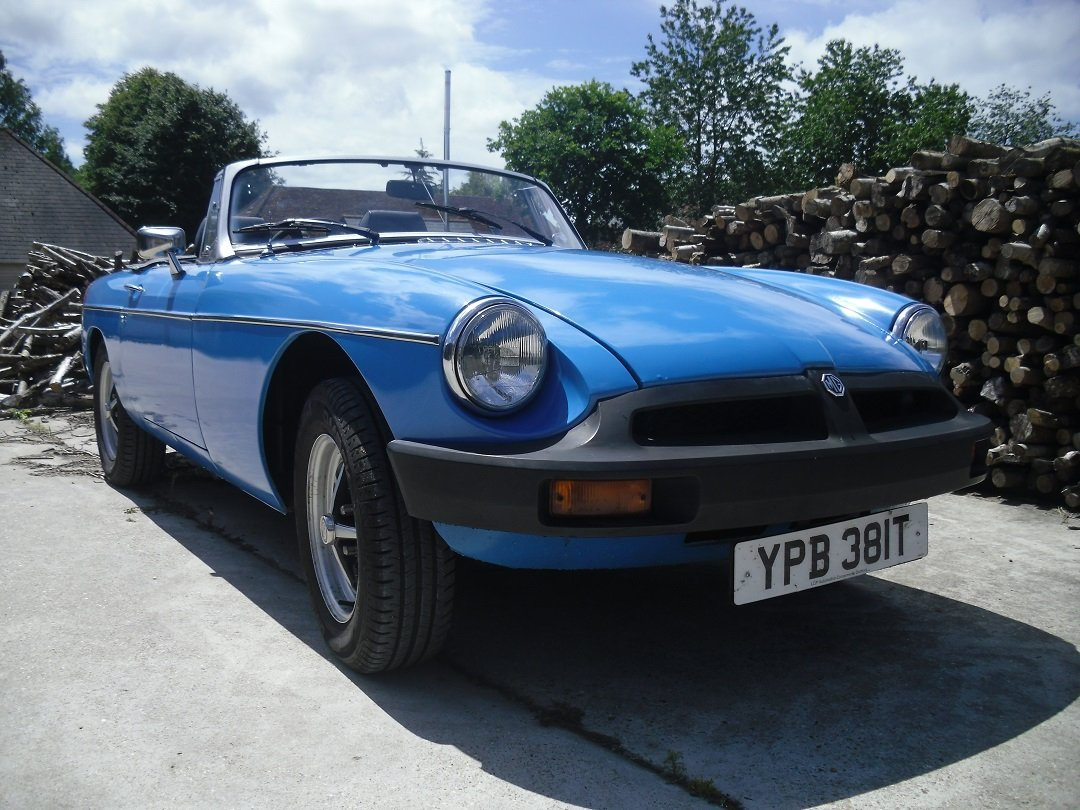 Mgb roadster 1978 For Sale (picture 3 of 5)