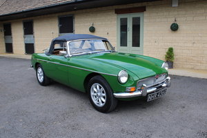 1968 MG B ROADSTER For Sale