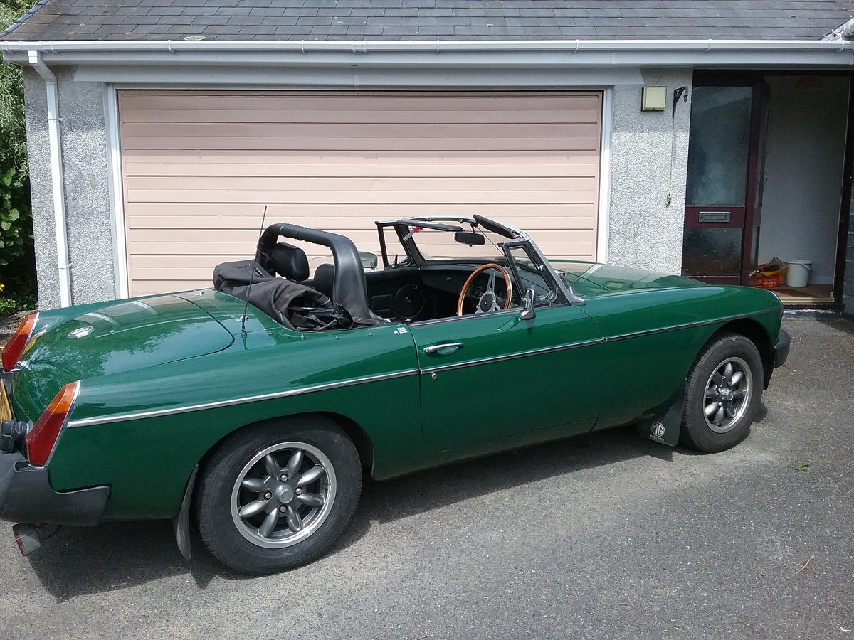1978 MG      MGB ROADSTER For Sale (picture 1 of 6)