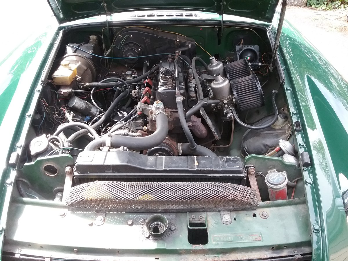 1978 MG      MGB ROADSTER For Sale (picture 4 of 6)