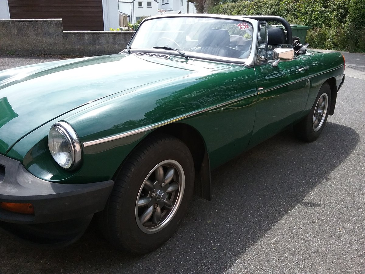 1978 MG      MGB ROADSTER For Sale (picture 5 of 6)